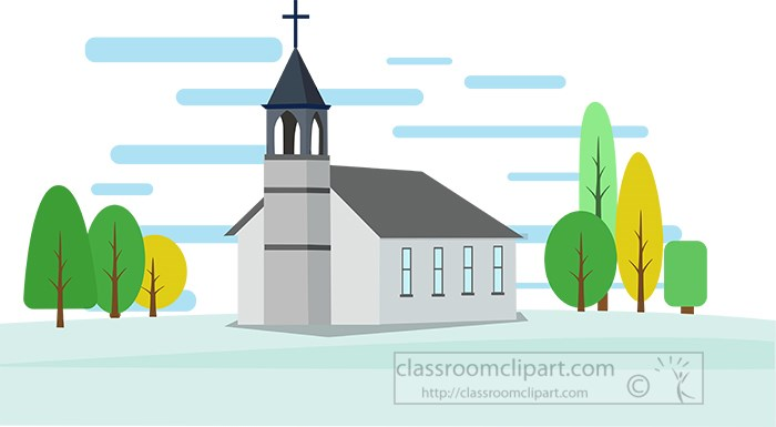 white-christian-church-surrounded-by-trees-clipart.jpg