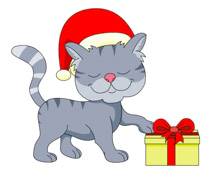 Free Christmas Clipart - Clip Art Pictures - Graphics - Illustrations