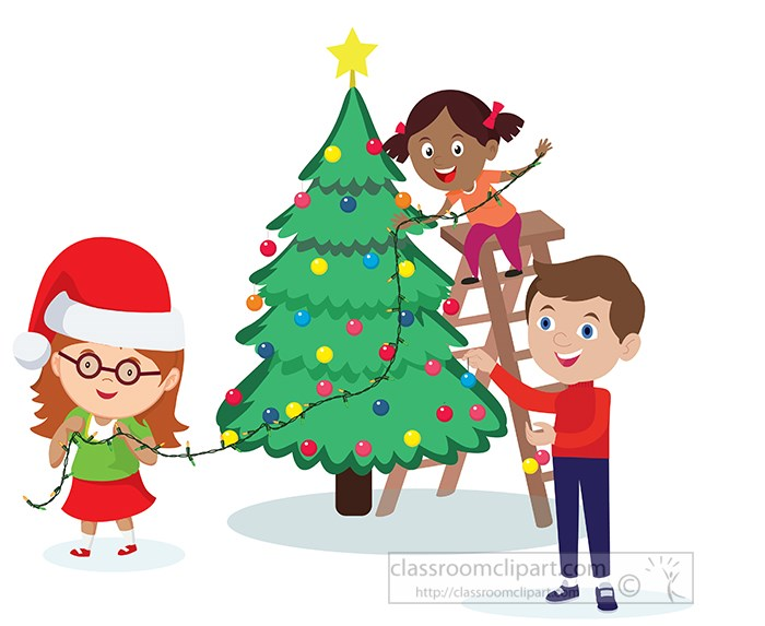 boy-two-girls-decorating-christmas-tree-with-lights-cliparts.jpg