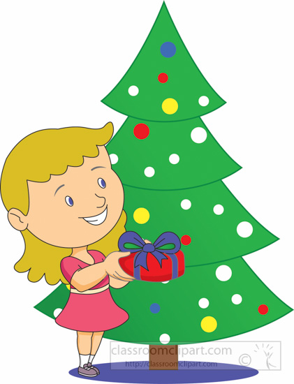 girl-holding-a-gift-under-christmas-tree-clipart-clipart.jpg