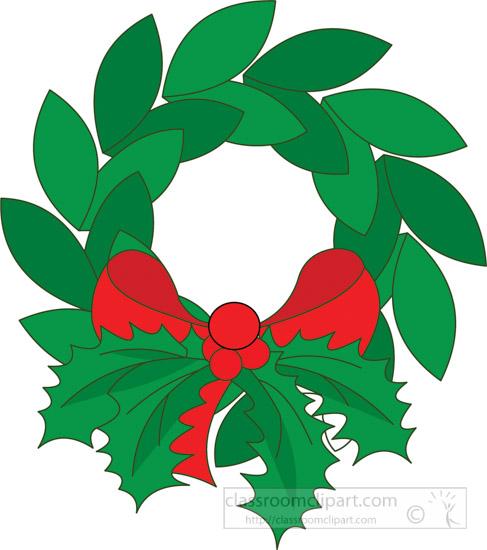 green-christmas-wreath-with-holly-clipart-18B.jpg