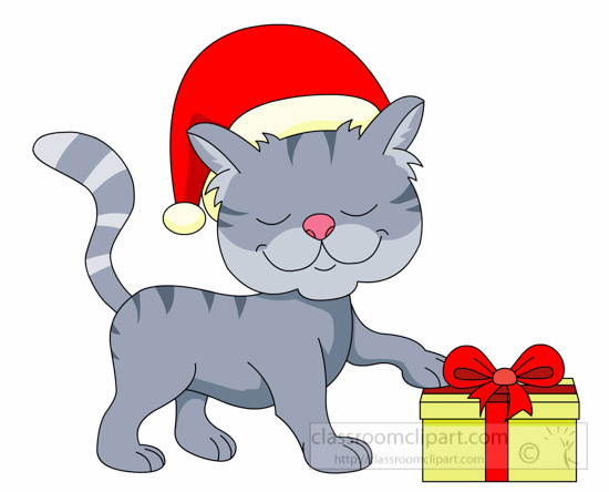 happy-cat-wearing-christmas-hat-taking-gift-clipart.jpg