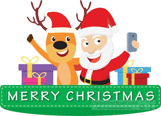 happy-santa-taking-selfie-with-reindeer-christmas-clipart.jpg