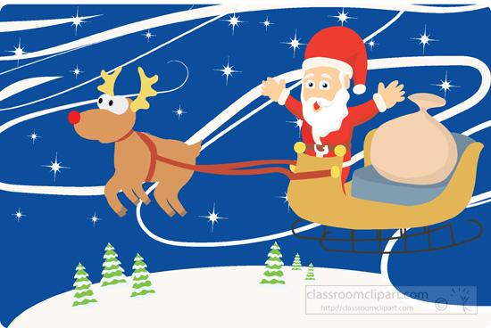 santa-in-his-sleigh-at-night-23-clipart.jpg