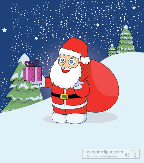 santa_claus_in_snow_with_gift_2-clipart.jpg