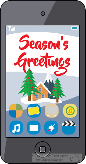 seasons-greetings-message-on-phone-clipart.jpg