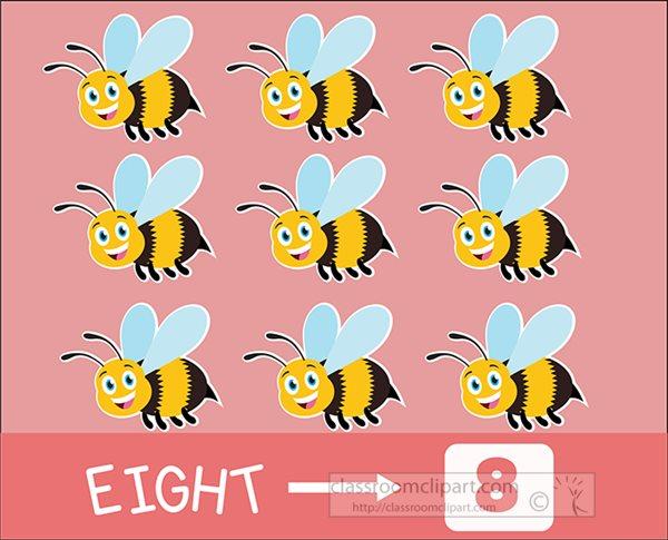 preschool-number-nine-counting-with-bee.jpg