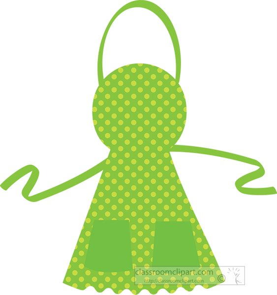 polk-a-dot-green-apron-clipart-700151.jpg