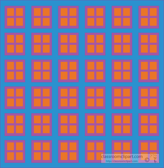 Classroom Design Patterns ~ Designs and patterns blue building windows pattern
