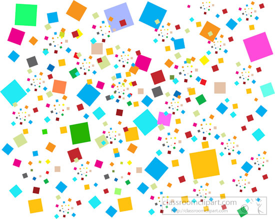 Classroom Design Patterns ~ Designs and patterns clipart confetti pattern