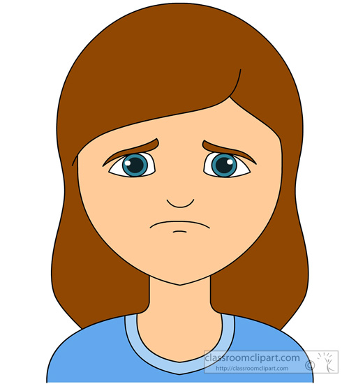 Emotions Clipart - sad-emotional-expression-914 ...