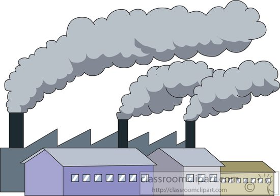 industrial pollution clipart - photo #7