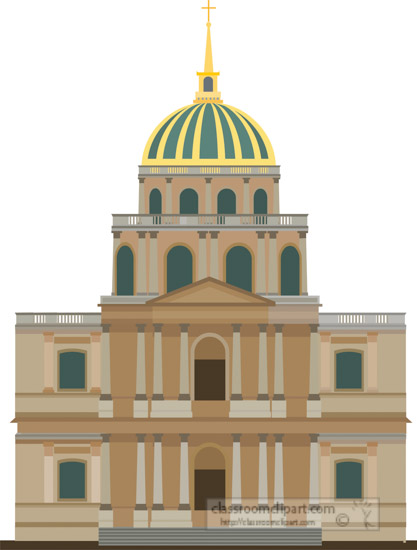 dome-of-les-invalides-paris-france-clipart-2.jpg