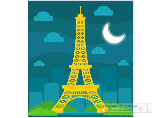 eiffel-tower-paris-france-at-night-with-moon-clipart.jpg