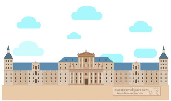 el-escorial-home-of-king-spain-clipart.jpg