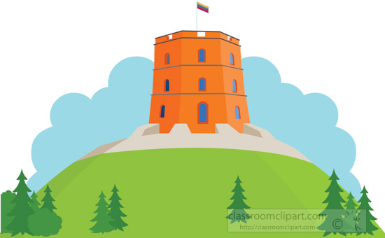 gediminas-tower-in-vilnius-europe-clipart.jpg