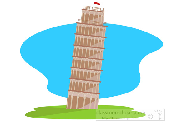 leaning-tower-of-pisa--bell-tower-clipart-7116.jpg