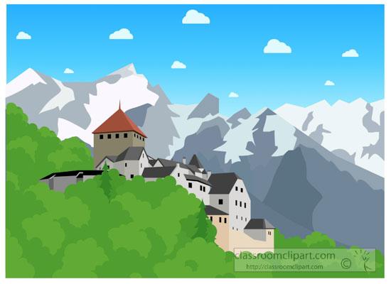 mountains-castle-liechtenstein-clipart.jpg
