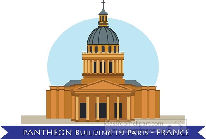pantheon-building-in-paris-france-clipart.jpg
