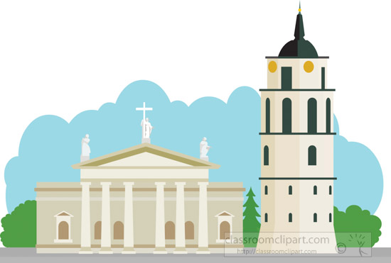 vilnius-bell-tower-and-cathedral-lithuania-europe-clipart.jpg