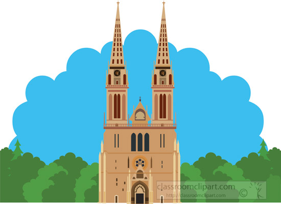 zagreb-cathedral-in-croatia-clipart.jpg