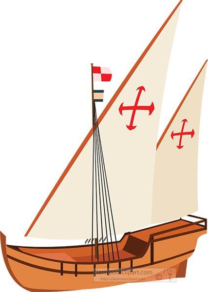 christopher-columbus-ship-la-nina-clipart.jpg