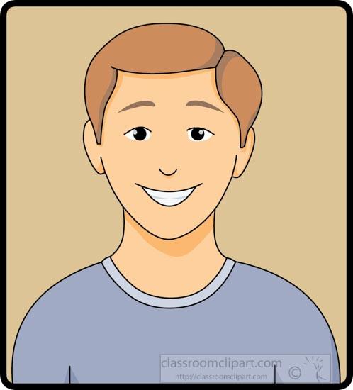 Clipart expression facial tease