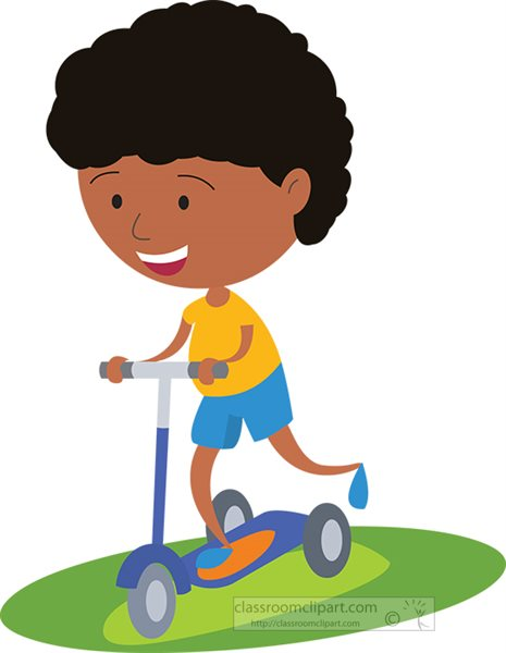african-american-boy-riding-scooter-clipart.jpg