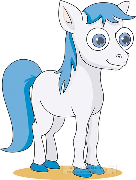 cute-cartoon-style-white-pony-with-blue-mane.jpg