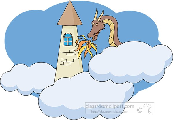 dragon-blowing-flames-on-castle-in-clouds-clipart.jpg