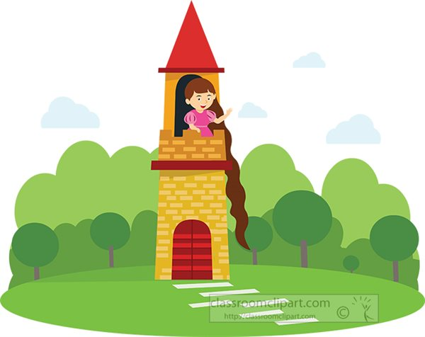 long-hair-princess-on-tower-fairy-tales-clipart-93017.jpg