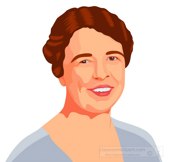 eleanor-roosevelt-first-lady-of-the-united-states-clipart.jpg