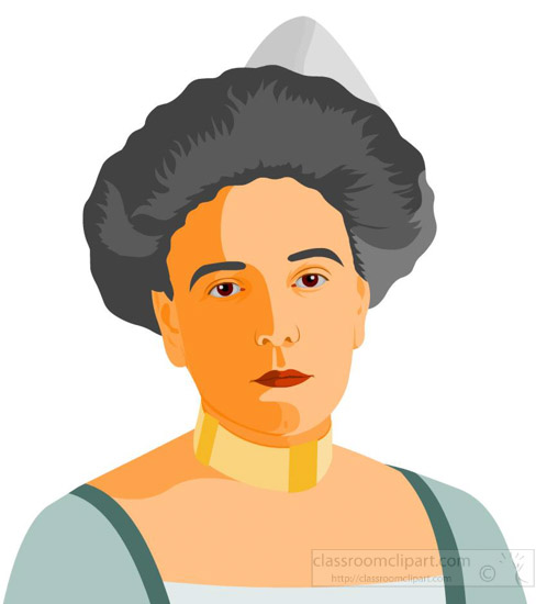 helen-herron-taft-first-lady-of-the-united-states-clipart.jpg