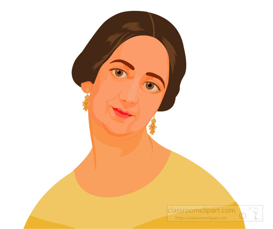 julia-gardiner-tyler-first-lady-of-the-united-states-clipart.jpg