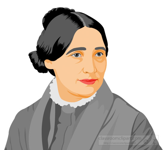 lucy-webb-hayes-first-lady-of-the-united-states-of-america-clipart.jpg