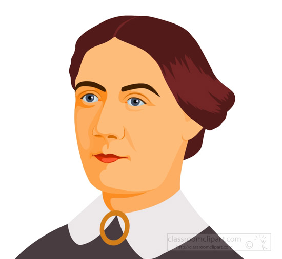 margaret-mackall-taylor-first-lady-of-the-united-states-clipart.jpg