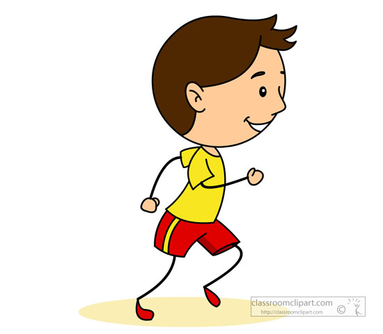fitness and exercise clipart running jogging on a track classroom rh classroomclipart com girl running track clipart running track clipart