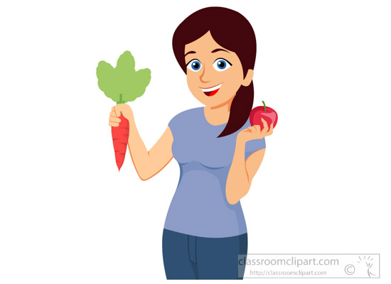 woman-showing-healthy-foods-clipart.jpg