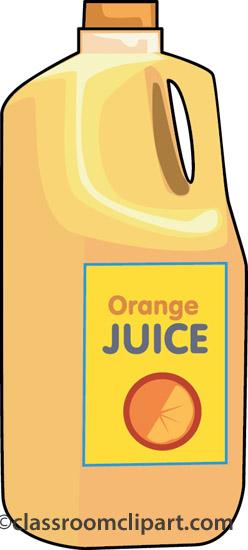 orange juice clipart free - photo #12