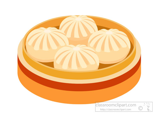 cultural food clipart clipart baozi chinese food clipart rh classroomclipart com chinese food box clipart eating chinese food clipart