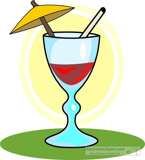 Drink and Beverage Clipart : 1121_06 : Classroom Clipart  Drink and Bever...