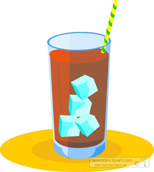 Drink and Beverage Clipart : 1121_14 : Classroom Clipart  Drink and Bever...
