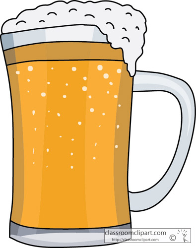 beer stein clipart free - photo #43