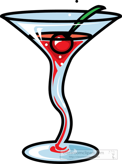 Drink and Beverage Clipart : fancy-cocktail-drink-with ...  Drink and Bever...