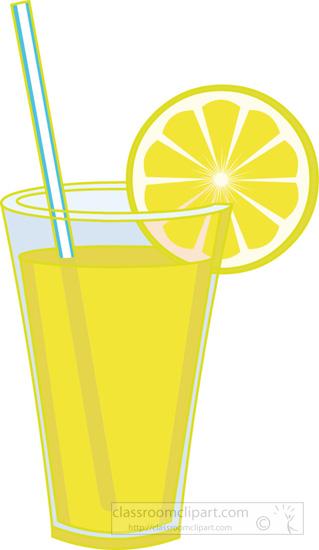 lemonade clipart black and white - photo #13