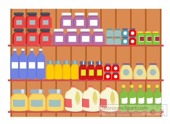 Grocery Clipart : shelves-inside-grocery-stores-clipart ...