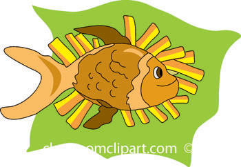 fish and chips clipart - photo #14