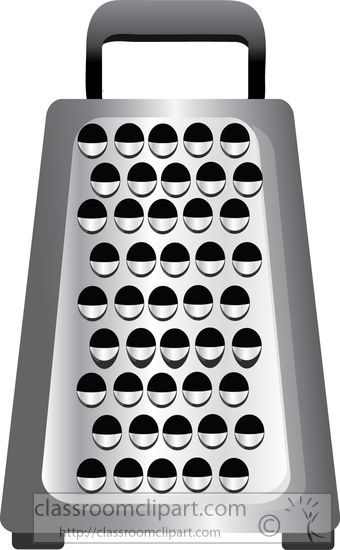 Utensils Clipart Clipart- cheese-grater-clipart-71599 ...