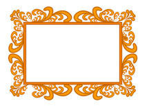 free frames clipart clip art pictures graphics illustrations rh classroomclipart com clip art picture frame borders clip art picture frames to put around photos