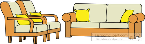 furniture clipart images - photo #35